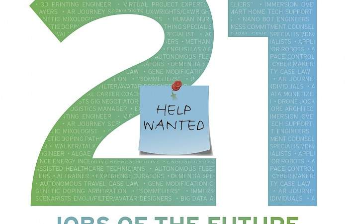 21 jobs of the future - Stay employed the next 10 years