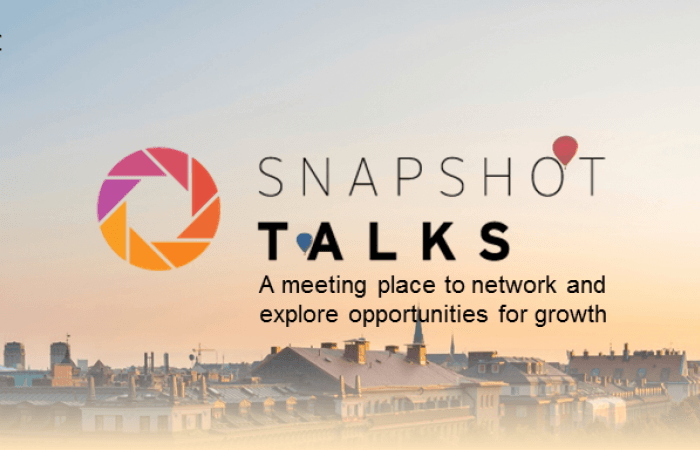 Snapshot Talks - From Doing Digital to Being Digital