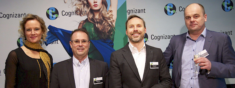 Cognizant Sweden presented a different kind of Catwalk