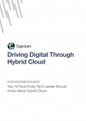 Forrester: 10 Facts Every Tech Leader Should Know About Hybrid Cloud