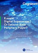 Study: Europe – Digital Superpower or Not?