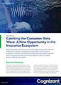 Catching the Consumer Data Wave