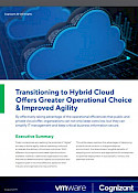 Transitioning to Hybrid Cloud: The Advantages