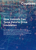 How Insurers Can Tame Data to Drive Innovation