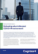 Banking Transformation In the Post Covid-19 Environment