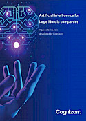 eBook: AI in Large Nordic Enterprises